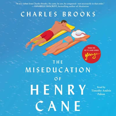 The Miseducation of Henry Cane by Charles Brooks audiobook