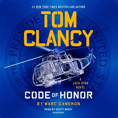Tom Clancy Code of Honor by Marc Cameron audiobook