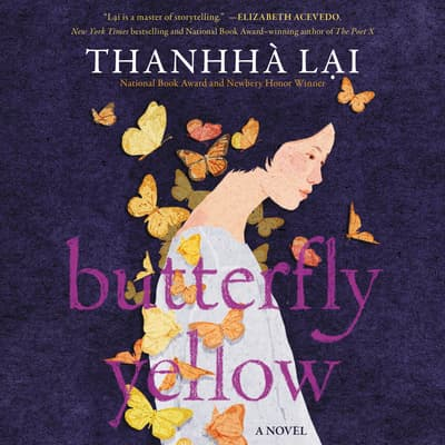 Butterfly Yellow by Thanhhà Lại audiobook