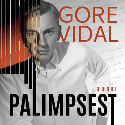 Palimpsest by Gore Vidal audiobook