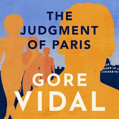 The Judgment of Paris by Gore Vidal audiobook