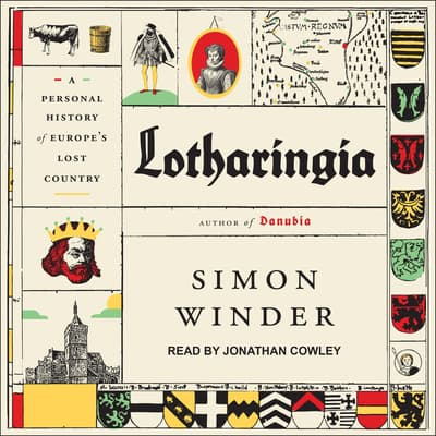 Lotharingia by Simon Winder audiobook