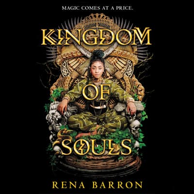 Kingdom of Souls by Rena Barron audiobook