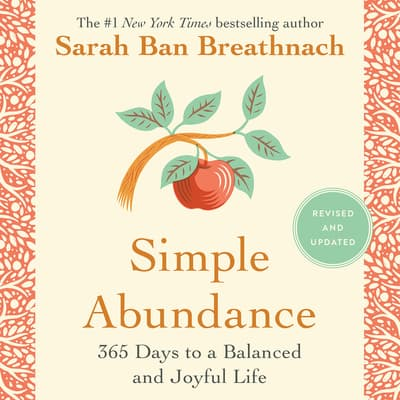 Simple Abundance by Sarah Ban Breathnach audiobook