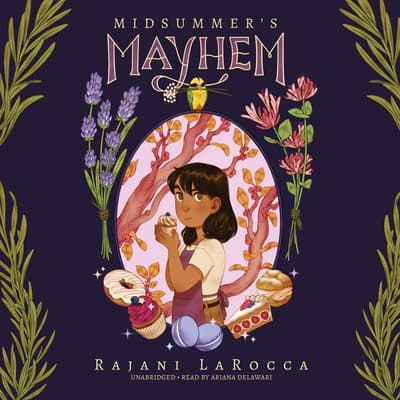 Midsummer's Mayhem by Rajani LaRocca audiobook