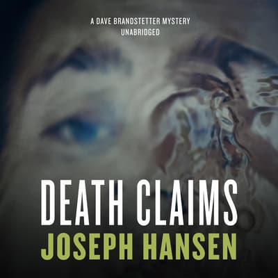 Death Claims by Joseph Hansen audiobook
