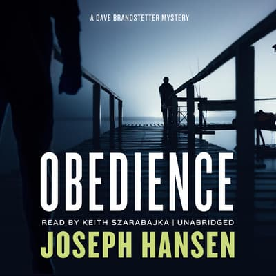 Obedience by Joseph Hansen audiobook
