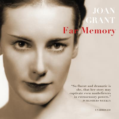 Far Memory by Joan Grant audiobook