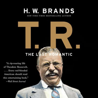 T. R. by H. W. Brands audiobook