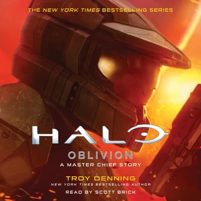 HALO: Oblivion by Troy Denning audiobook