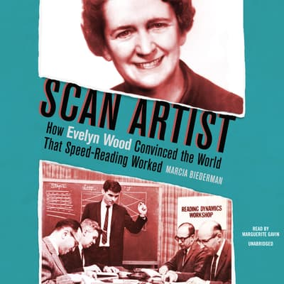 Scan Artist by Marcia Biederman audiobook