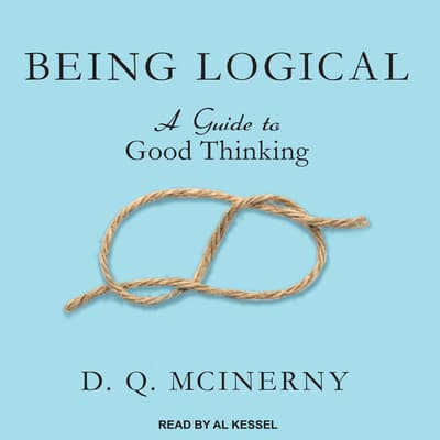 Being Logical by D.Q. McInerny audiobook