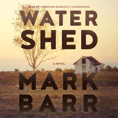 Watershed by Mark Barr audiobook