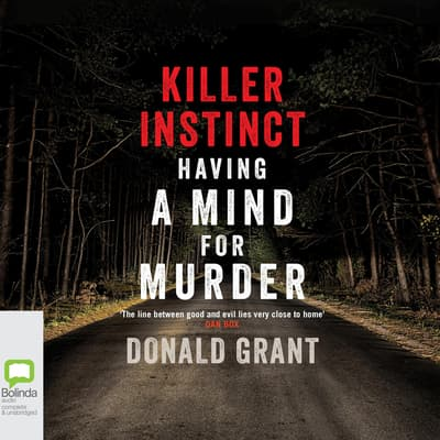 Killer Instinct by Donald Grant audiobook
