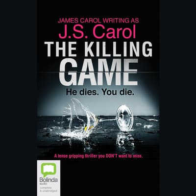 The Killing Game by J.S. Carol audiobook