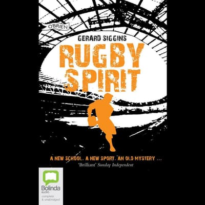 Rugby Spirit by Gerard Siggins audiobook