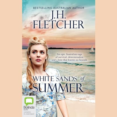 White Sands of Summer by J. H. Fletcher audiobook