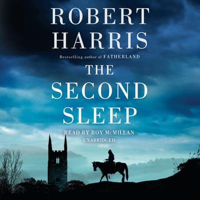 The Second Sleep by Robert Harris audiobook