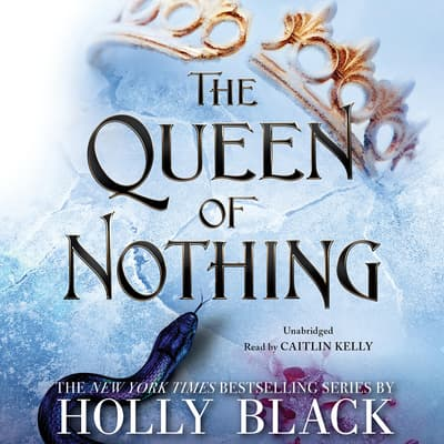 The Queen of Nothing by Holly Black audiobook