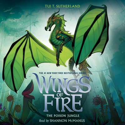The Poison Jungle by Tui T. Sutherland audiobook
