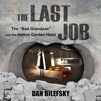 The Last Job by Dan Bilefsky audiobook