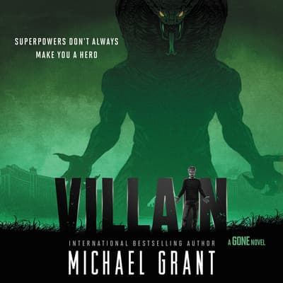 Villain by Michael Grant audiobook
