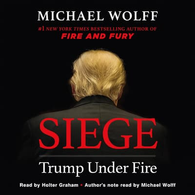 Siege by Michael Wolff audiobook