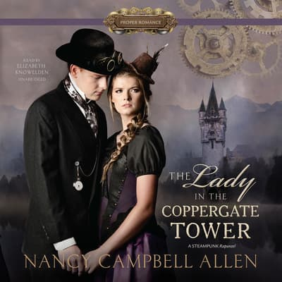The Lady in the Coppergate Tower by Nancy Campbell Allen audiobook