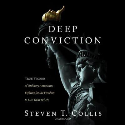 Deep Conviction by Steven T. Collis audiobook