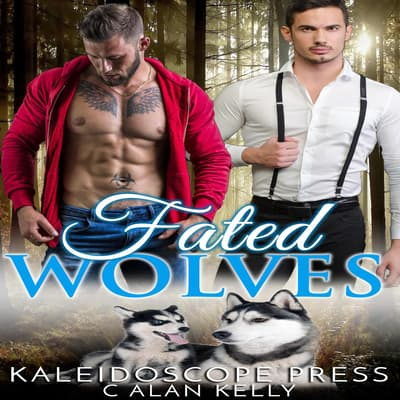 Fated Wolves by Kaleidoscope Press audiobook