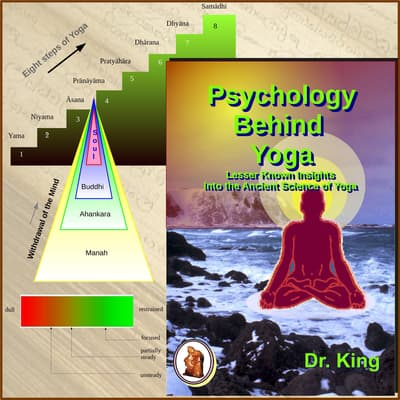 Psychology Behind Yoga by Dr. King  audiobook