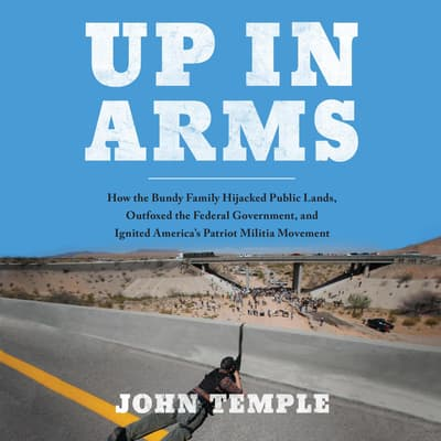 Up in Arms by John Temple audiobook