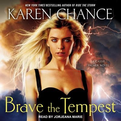 Brave the Tempest by Karen Chance audiobook