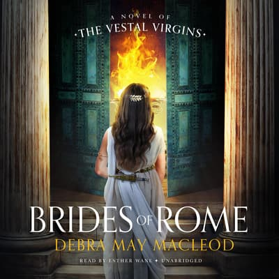 Brides of Rome by Debra May Macleod audiobook