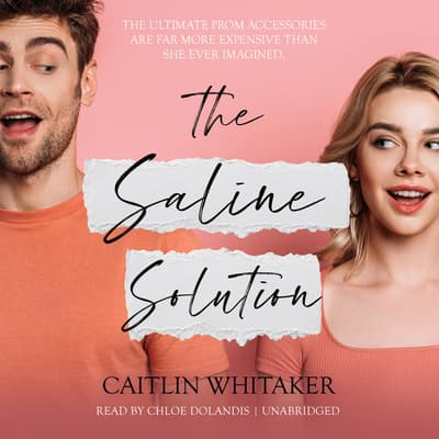 The Saline Solution by Caitlin Whitaker audiobook