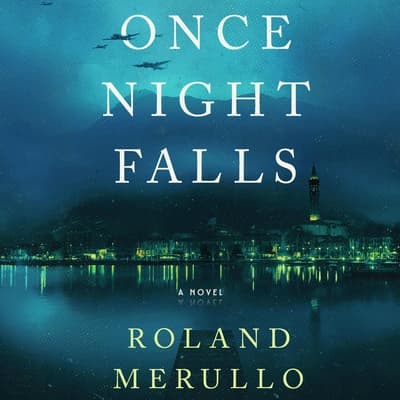 Once Night Falls by Roland Merullo audiobook