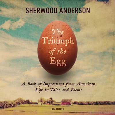 The Triumph of the Egg by Sherwood Anderson audiobook