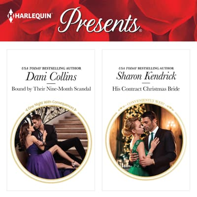 Bound by Their Nine-Month Scandal & His Contract Christmas Bride by Dani Collins audiobook
