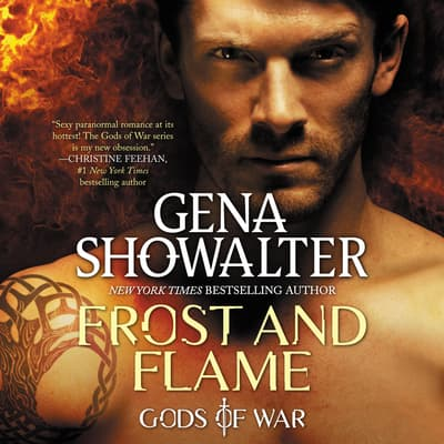 Frost and Flame by Gena Showalter audiobook