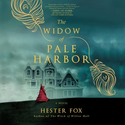 The Widow of Pale Harbor by Hester Fox audiobook
