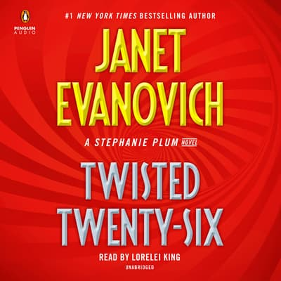Twisted Twenty-Six by Janet Evanovich audiobook
