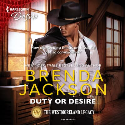 Duty or Desire by Brenda Jackson audiobook