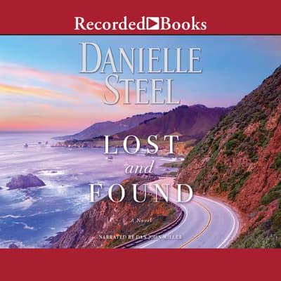 Lost and Found by Danielle Steel audiobook