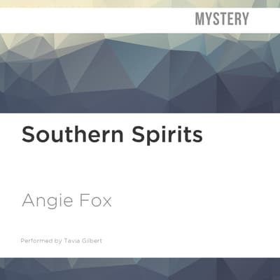 Southern Spirits by Angie Fox audiobook
