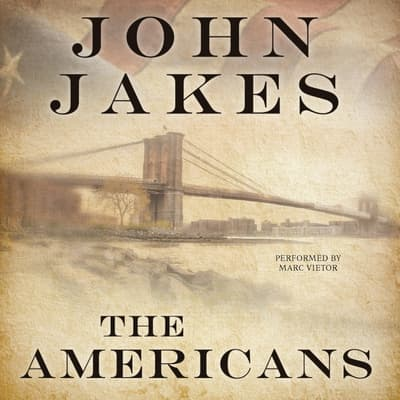 The Americans by John Jakes audiobook
