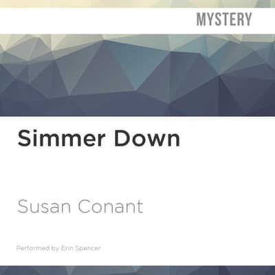 Simmer Down by Susan Conant audiobook