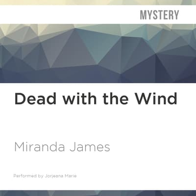 Dead with the Wind by Miranda James audiobook