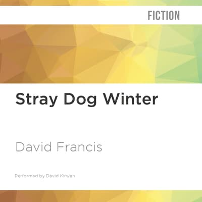 Stray Dog Winter by David Francis audiobook