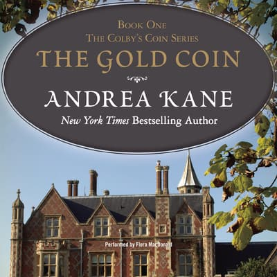 The Gold Coin by Andrea Kane audiobook