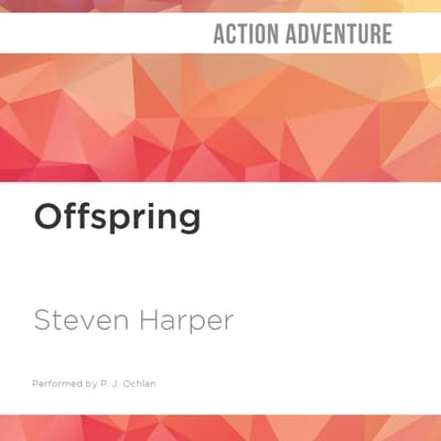 Offspring by Steven Harper audiobook